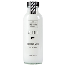 Scottish Fine Soaps Au Lait bathing milk